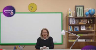 Elearning Τηλεκπαιδευση ΕΡΤ2