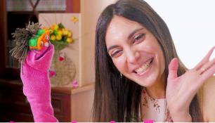 Κούκλα κουκλοθέατρο DIY φτιαξτο μονος σου